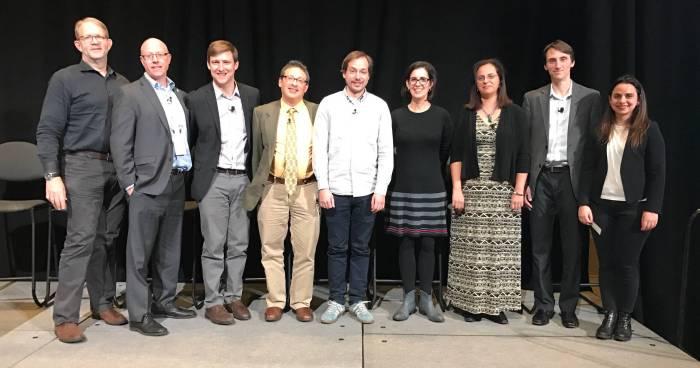 November 2016 Design Computation Symposium speakers and organizers